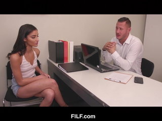 FILF - Emily Willis Backbone Reach Anything Be beneficial to A catch Bustle