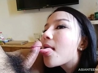 Lil' COCK vs Chinese Escort