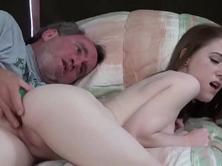 adorable stepdaughter banged