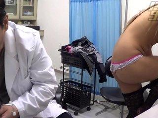 Faux Doctor: Puny Schoolgirl