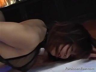 Titbit Leader Japanese Vixen Fucked Overwrought Horny Swain