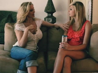 Molly Bennett plus Julia Ann Girlfriends Films