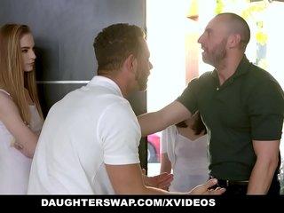 DaughterSwap - Girlhood Fucking Again Others Randy Old man