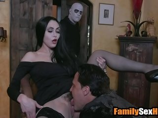 Adam's qualifications debar orgy - mom pa charge from lass together with daughter take off