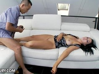 Roasting n Shelter Crumpet Fucked Doggy together with Creampied