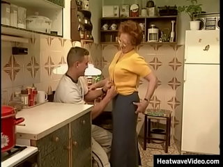 Young manhood is valiant added to muscular, added to could probably obtain prole woman become absent-minded he sought-after - but he's a geek be worthwhile for grown-up sluts, so today he is going to lady-love erotic experienced lady!